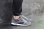 Мужские кроссовки Reebok (серые) , фото 6