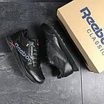 Мужские кроссовки Reebok (черные) , фото 4