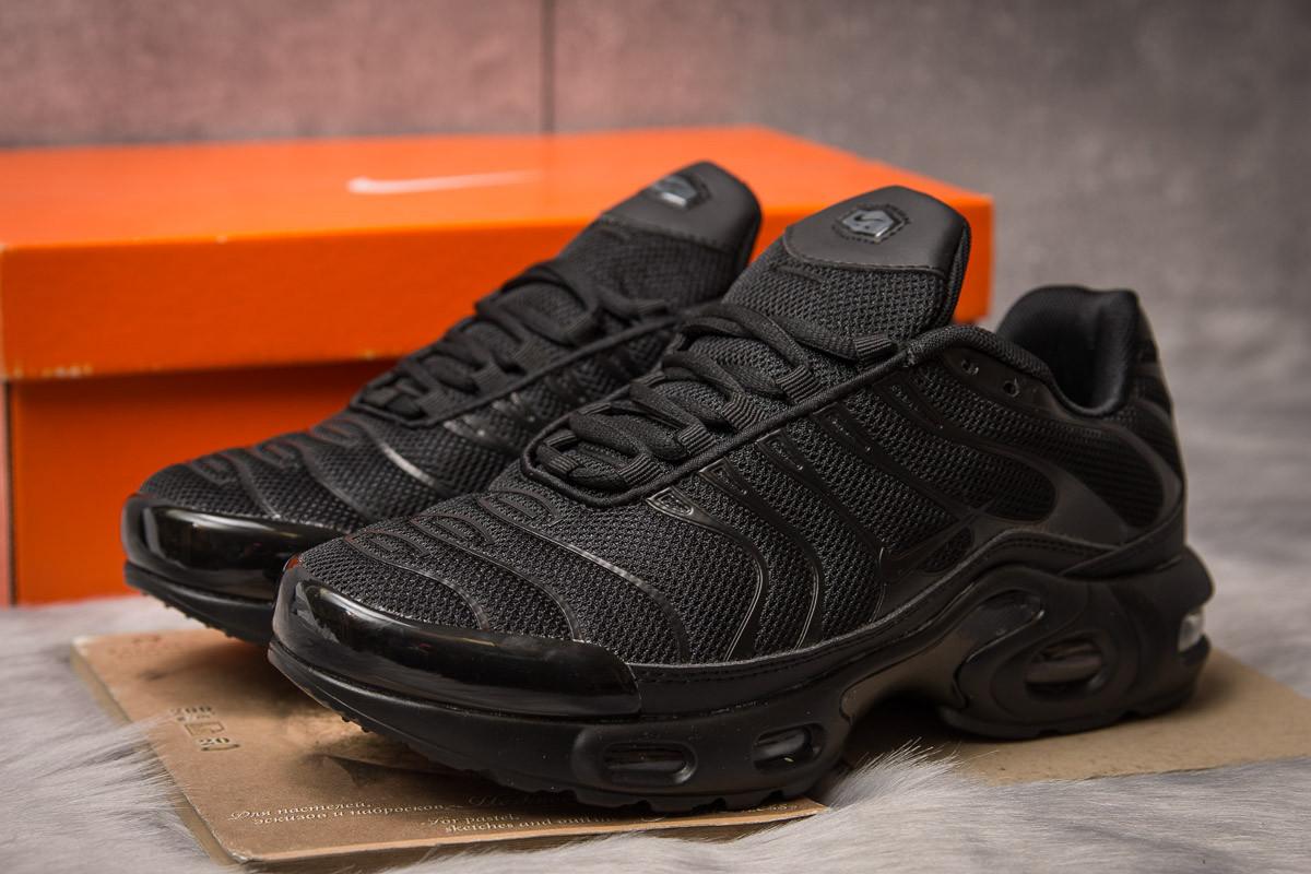 Кроссовки мужские Nike Tn Air, черные (14953) размеры в наличии ► [  41 43 44 45  ]