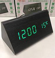 Часы электронные настольные VST-861
