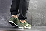 Чоловічі кросівки Reebok (темно-зелені), фото 2