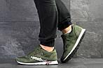Чоловічі кросівки Reebok (темно-зелені), фото 5