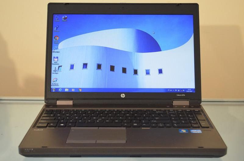 Ноутбук б/у HP Probook 6570b Intel Core i5 / 8Gb / HDD 500Gb