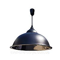 Подвесной светильник DELUX (чёрный матовый)