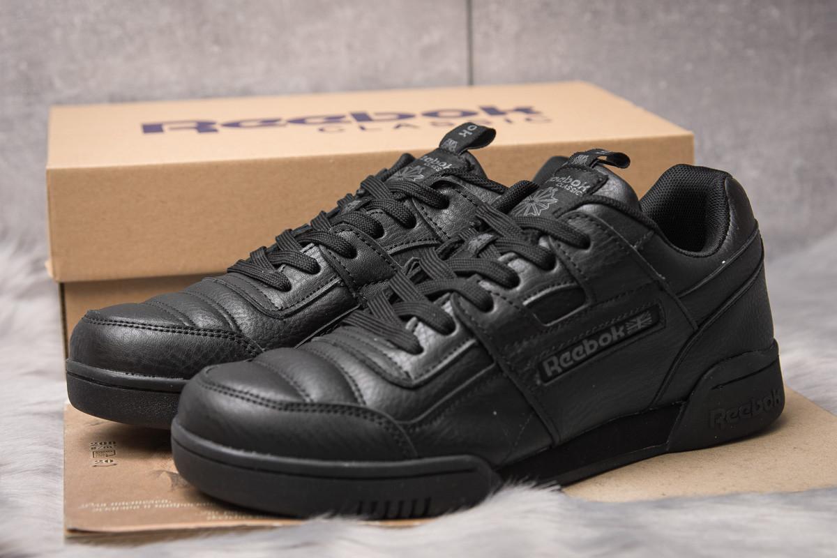 Кроссовки мужские Reebok Classic, черные (15271) размеры в наличии ► [  41 43 45  ]