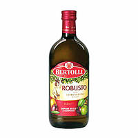 Оливковое масло BERTOLLI Robusto Extra vergine 1L