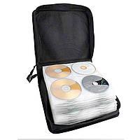 Сумка портативный кейс для дисков 320 CD,DVD дисков compact holder