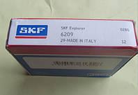 Шариковые подшипники 6209 2RS, 6209 ZZ (180209, 80209) SKF FAG NTN CX NSK