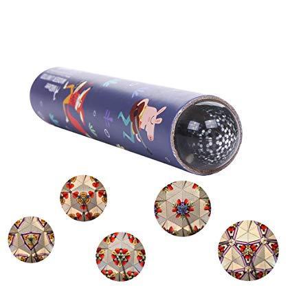 Детский телейдоскоп голубой MiDeer Toys