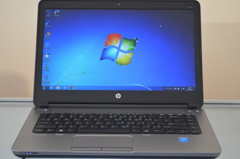 Ноутбук б/у HP Probook 640 G1 Intel Core i5 / 4Gb / HDD 500Gb