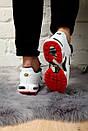 Мужские кроссовки Nike Air Max Tn + White/Red , фото 2