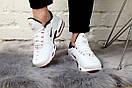 Мужские кроссовки Nike Air Max Tn + White/Red , фото 3