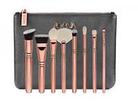 Набор кистей для макияжа Rose Golden Luxury Set (реплика)