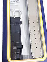 Ремешок  для часов JN 22мм черный, фото 3