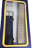 Ремешок  для часов JN 20мм черный, фото 3