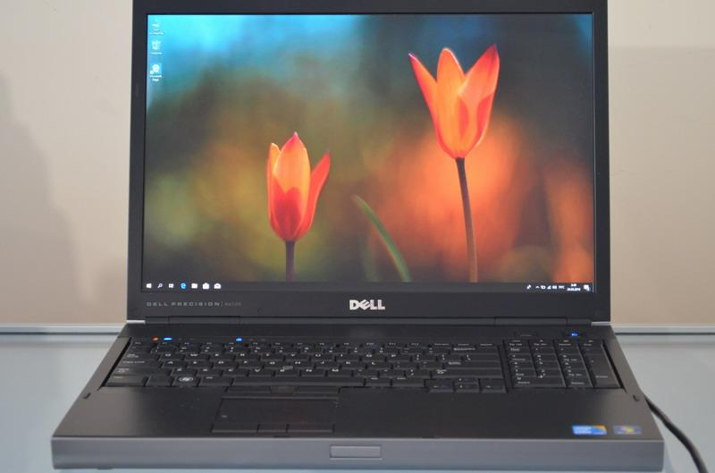 Ноутбук б/у Dell Precision M6500 Intel Core i7 / 16Gb / SSD 256Gb / HDD 500Gb