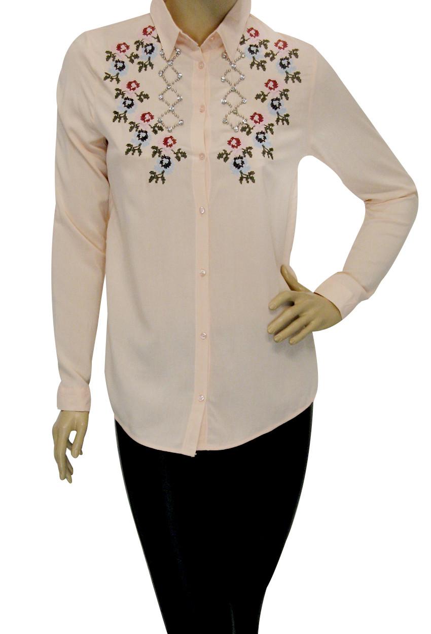 Жіноча вишита сорочка, блузка