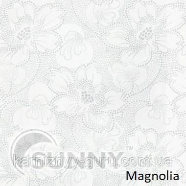 Рулонные шторы для окон в открытой системе Sunny, ткань  Magnolia