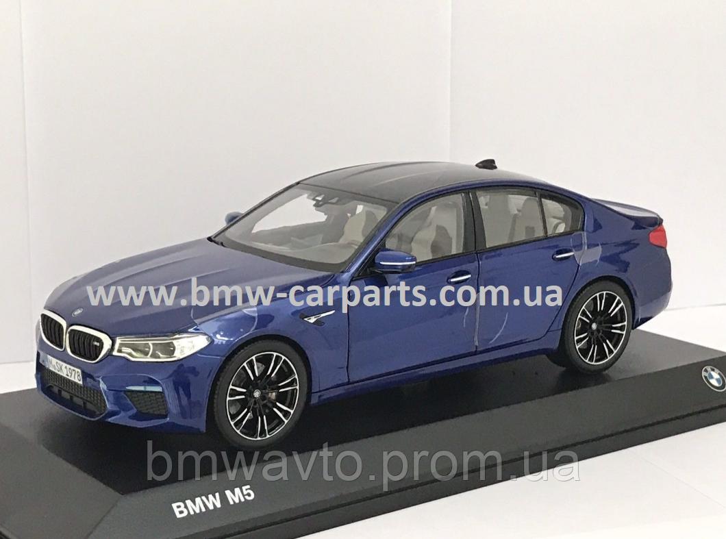 Масштабная модель автомобиля BMW M5 (F90) 2018