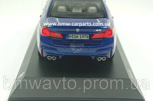 Масштабная модель автомобиля BMW M5 (F90) 2018, фото 2