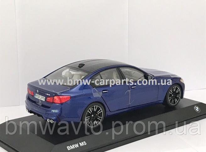 Масштабная модель автомобиля BMW M5 (F90) 2018, фото 3