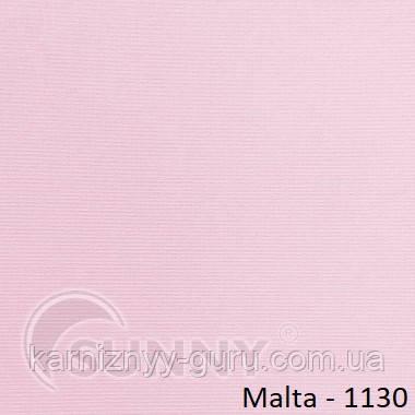 Рулонные шторы для окон в открытой системе Sunny, ткань Malta - 2
