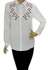 Жіноча вишита сорочка, блузка, фото 3
