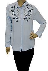 Жіноча вишита сорочка, блузка, фото 2