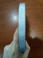 Лента отделочная 13мм цв. серебро (боб 50м)
