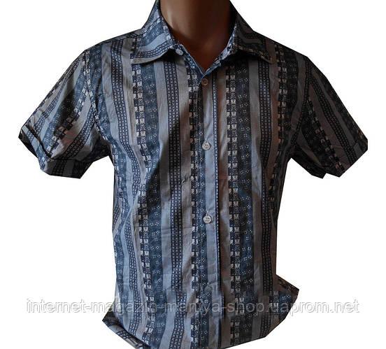 Мужская рубашка норма