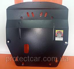 Защита двигателя Nissan QASHQAI (с 2013-)