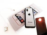 """USB зажигалка Айфон в подарочной упаковке """"IPhone"""" (спираль накаливания), фото 1"""