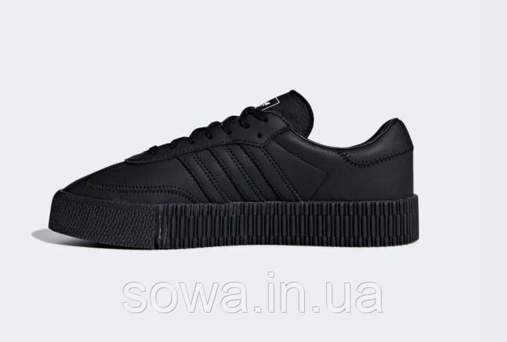"""✔️ Кроссовки Adidas Samba """"Core Black"""""""