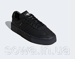 "✔️ Кроссовки Adidas Samba ""Core Black""  , фото 2"