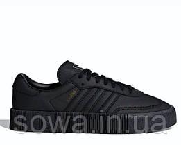 "✔️ Кроссовки Adidas Samba ""Core Black""  , фото 3"