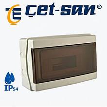 Коробка під автомат вологозахисна 12 IP54 (0590) Get-San