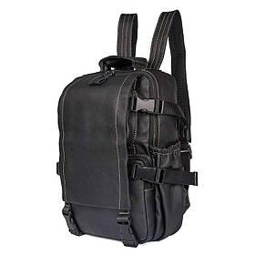 Мужской кожаный рюкзак 2014A