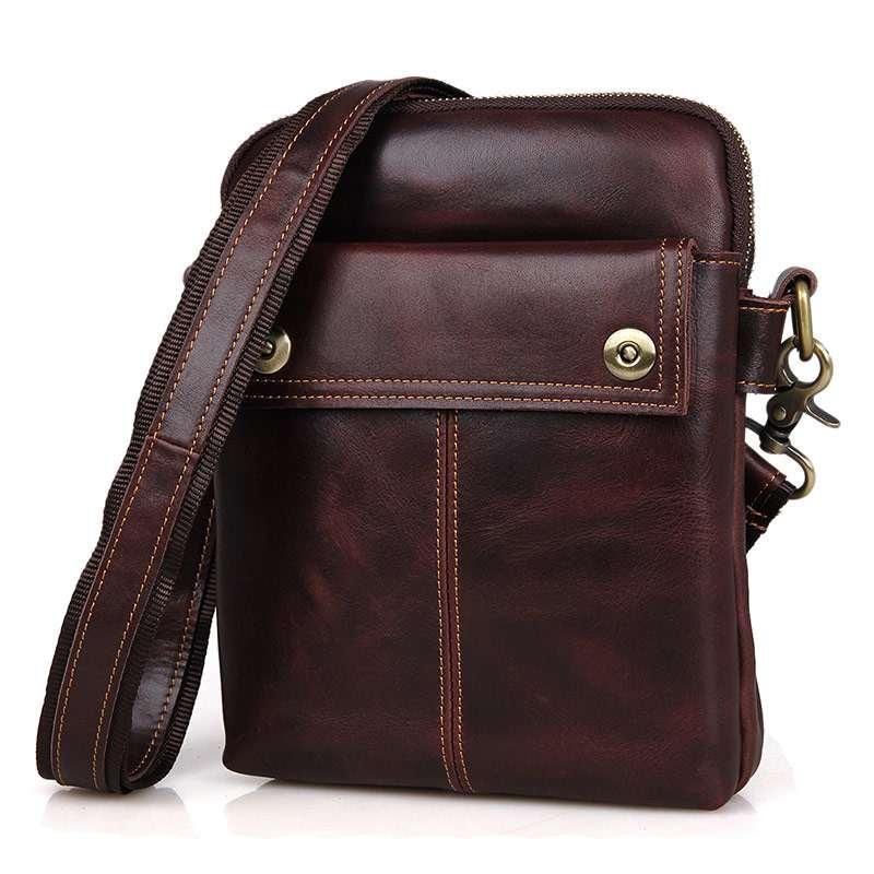 Мужская повседневная сумка через плечо 1002X