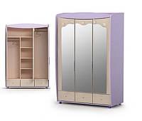 Зеркала для трехдверного шкафа Si-07-3