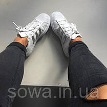 "✔️ Кроссовки Adidas Superstar ""White Silver""  , фото 2"
