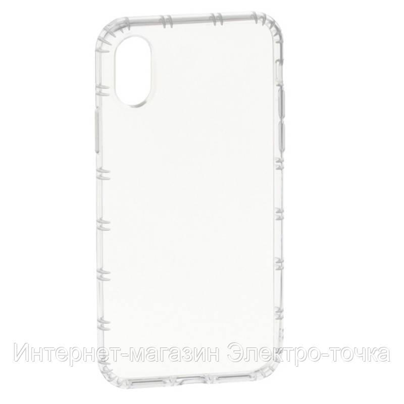 "Чехол  TPU WUW Clear 0,5mm для Apple iPhone XR (6.1"")"