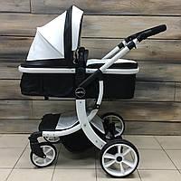 НОВАЯ детская коляска 2в1 Aimile (Белая) для новорождённых