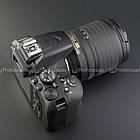 Nikon d3500 kit 18-105, фото 5