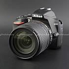 Nikon d3500 kit 18-105, фото 3