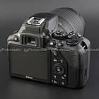 Nikon d3500 kit 18-105, фото 4