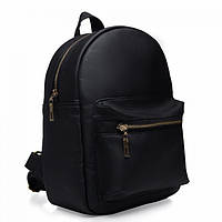 c0297b6becdc Черный женский рюкзак для прогулок и учебы. Городской яркий рюкзак на  каждый день.