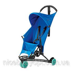 Дитяча прогулянкова коляска трость Quinny Yezz Bold Blue