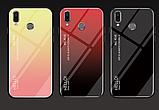 Чехол-накладка HELLO TPU + Gradient для Xiaomi Redmi Note 7 / Note Pro / стекла /, фото 2