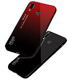 Чохол-накладка HELLO TPU + Gradient для Xiaomi Redmi Note 7 / Note Pro / скла /, фото 6