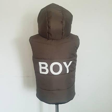 Жилет для мальчиков, фото 2